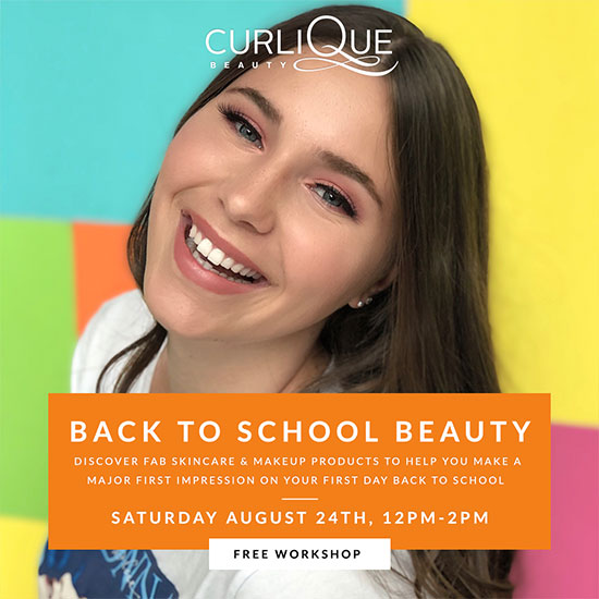 Back To School Beauty Workshop